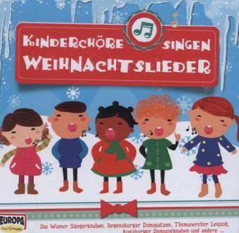 kinderch re singen weihnachtslieder 1 audio cd von. Black Bedroom Furniture Sets. Home Design Ideas