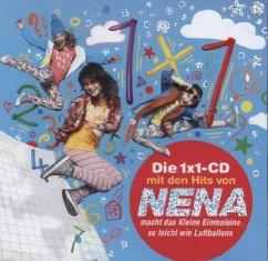 Das 1x1 Album mit den Hits von Nena, 1 Audio-CD - Nena
