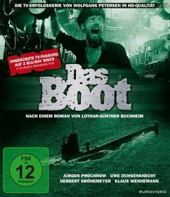 Das Boot - TV-Serie (Director´s Cut, 2 Discs)