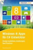 Windows-8-Apps für C#-Entwickler (eBook, ePUB)