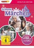 Grimms Märchen - Spielfilm-Edition (3 Discs)