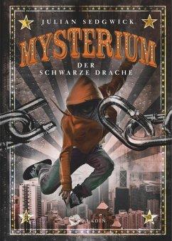 Der schwarze Drache / Mysterium Bd.1 (eBook, ePUB) - Sedgwick, Julian