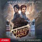 Rache Undercover / Die Spione von Myers Holt Bd.2 (MP3-Download)
