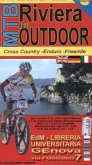 MTB Riviera dell'Outdoor, Mountainbike-Karte