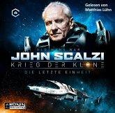 Die letzte Einheit / Krieg der Klone Bd.5 MP3-CD