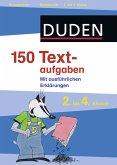 150 Textaufgaben 2. bis 4. Klasse (eBook, PDF)