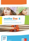 mathe live. Arbeitsheft mit Lösungsheft und Lernsoftware 8. Schuljahr. Ausgabe N