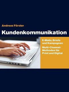 Kundenkommunikation (eBook, ePUB) - Foerster, Andreas