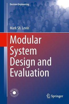 Modular System Design and Evaluation - Levin, Mark Sh.