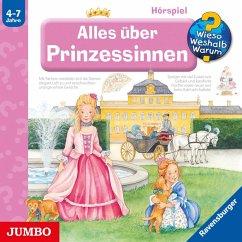 Wieso? Weshalb? Warum? Alles über Prinzessinnen (MP3-Download) - Brockamp, Melanie; Erne, Andrea