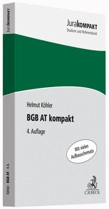 bgb at kompakt von helmut k hler fachbuch b. Black Bedroom Furniture Sets. Home Design Ideas