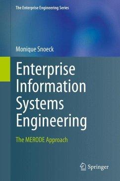 Enterprise Information Systems Engineering - Snoeck, Monique