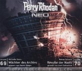 Wächter des Archivs - Revolte der Naats / Perry Rhodan - Neo Bd.69+70, 2 MP3-CDs