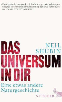 Das Universum in dir (eBook, ePUB) - Shubin, Neil