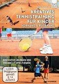 Kreatives Tennistraining Für Kinder Vorhand Und Rückhand