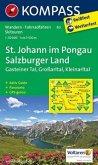 KOMPASS Wanderkarte St. Johann im Pongau - Salzburger Land