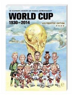 World Cup 1930-2014 (Weltmeister Edition) - Aczel, German
