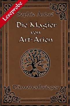Die Magier von Art-Arien - Band 2 Leseprobe XXL (eBook, ePUB) - Sophie André