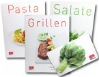 Grillen - Pasta - Salate / 3 Bd. Trendkochbücher - Mängelexemplar