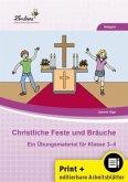 Christliche Feste und Bräuche im Jahreskreis