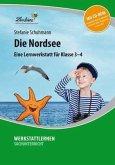 Die Nordsee. Grundschule, Sachunterricht, Klasse 3-4