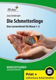 Die Schmetterlinge. Grundschule, Sachunterricht, Klasse 1-2