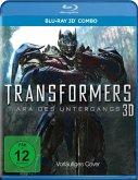 Transformers 4 - Ära des Untergangs 3D (Blu-ray)