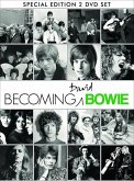 David Bowie - Becoming Bowie (+ Audio-CD)