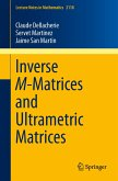 Inverse M-Matrices and Ultrametric Matrices