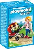 PLAYMOBIL® 5573 - Zwillingskinderwagen