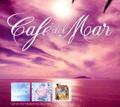 Cafe Del Mar Vol.1-3 (20th Anniversary Edition) - Diverse
