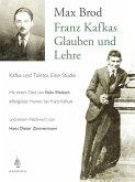 Franz Kafkas Glauben und Lehre (eBook, ePUB)