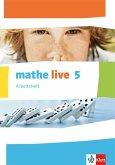 mathe live. Arbeitsheft mit Lösungsheft 5. Schuljahr. Ausgabe W