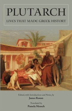 Lives that Made Greek History - Plutarch