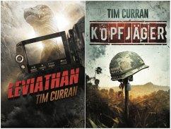 Leviathan\Kopfjäger - Curran, Tim