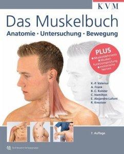 Das Muskelbuch - Valerius, Klaus-Peter; Frank, Astrid; Kolster, Bernard C.; Hamilton, Christine; Lafont, Enrique Alejandre; Kreutzer, Roland