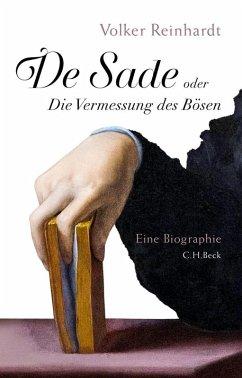 De Sade (eBook, ePUB) - Reinhardt, Volker