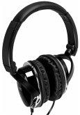 JVC HA-S660-B-E On-Ear Kopfhörer schwarz