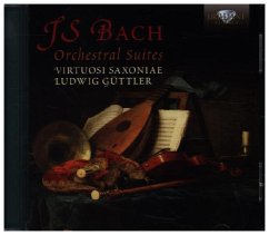 Orchestral Suites - Virtuosi Saxoniae