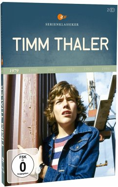 Timm Thaler - Collector's-Box - 2 Disc DVD - Ohrner,Tommy