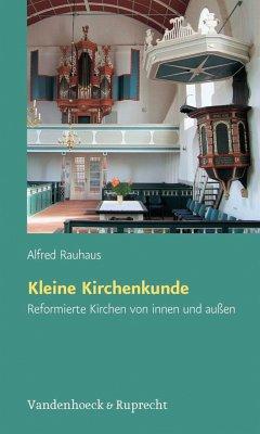 Kleine Kirchenkunde (eBook, PDF)