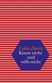 Kanns nicht und wills nicht (eBook, ePUB)