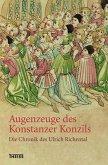 Augenzeuge des Konstanzer Konzils (eBook, PDF)