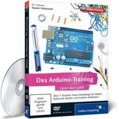 Das Arduino-Training, DVD-ROM
