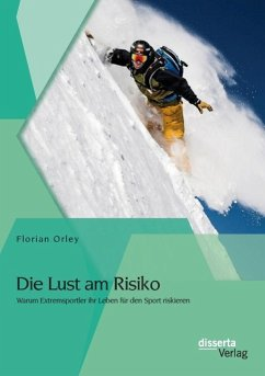 Die Lust am Risiko - Orley, Florian