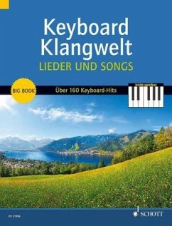 Lieder und Songs, für Keyboard oder E-Orgel / K...