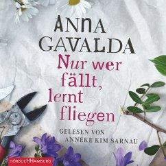 Nur wer fällt, lernt fliegen (MP3-Download) - Gavalda, Anna