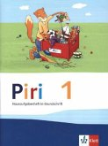 Piri Fibel. Hausaufgabenheft in Grundschrift. Klasse 1