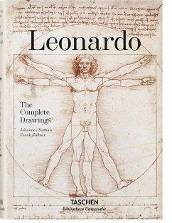 Leonardo da Vinci. Das zeichnerische Werk - Zöllner, Frank; Nathan, Johannes