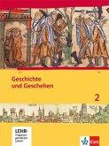 Geschichte und Geschehen für Hessen. Schülerbuch 2 mit CD-ROM. Neubearbeitung für Hessen G8 und G9